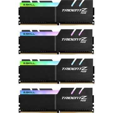 Pamięć G.Skill Trident Z RGB, DDR4, 32 GB, 3600MHz