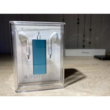 Apple iPod shuffle 3G 2GB MC384QG/A A1271 Blue