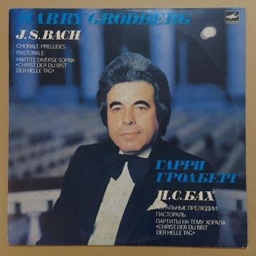 J.S.BACH Harry Grodberg LP