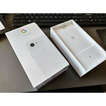 Google Pixel 3a (uszkodzona szybka)