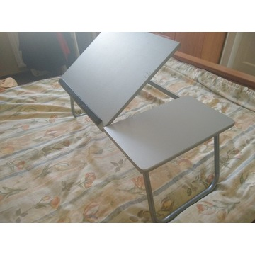 stolik pod laptopa książkę