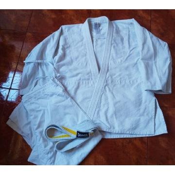 Kimono pas obi 160 cm duże białe