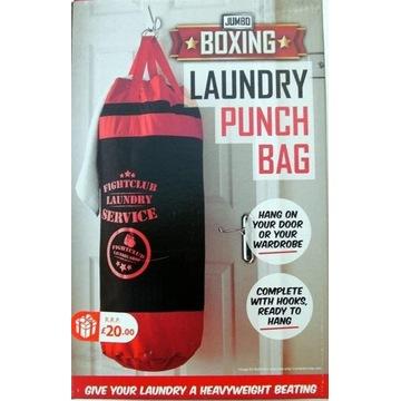 Worek na pranie - worek bokserski