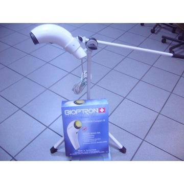 Lampa Bioptron Compact Zepter z stojakiem