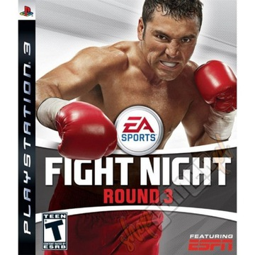 Fight Night round 3 ENG PS3