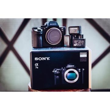 Sony A7II |4070klatek|Gwarancja do 03.2023 +5x aku