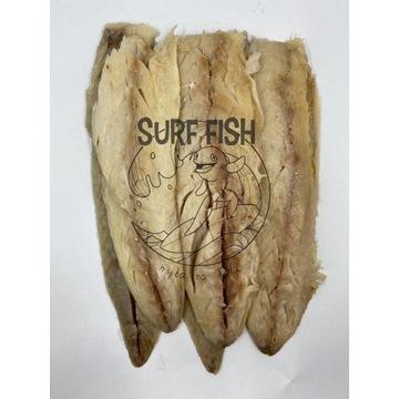 Filety z makreli bez skóry wędzone na gorąco