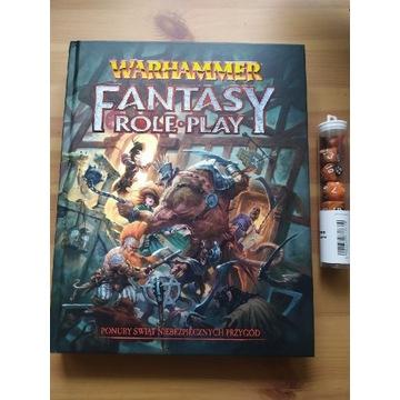 Warhammer 4ed podręcznik podstawowy (POL)