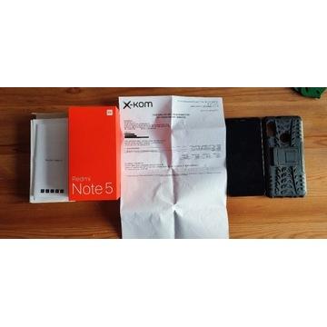 Xiaomi Redmi Note 5 4/64 - Kupiony w X-KOM