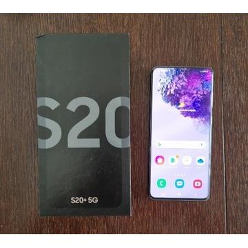 SAMSUNG S20+ 5G + 6 Oryginalnych Case'ow