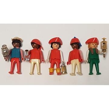 Załoga statku 5 figurek Playmobil
