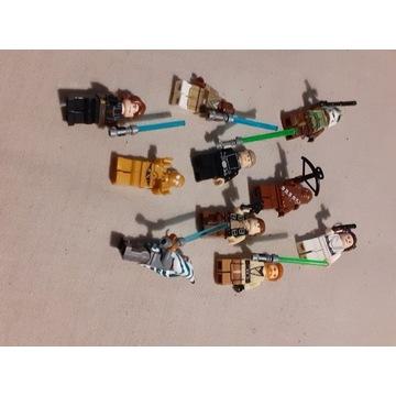 Zestaw Figurek Star Wars!!! SUPER OKAZJA! LEGO