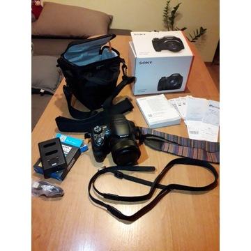Sony Cyber-shot  DSC-HX350, optyka Zeiss