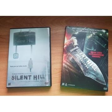 Silent Hill + Silent Hill. Apokalipsa / w. GRATIS