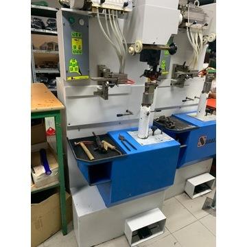 przybijarka obcasów sabal 300 maszyna obuwnicza