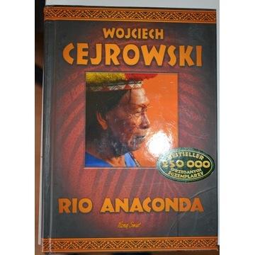 WOJCIECH CEJROWSKI. RIO ANACONDA