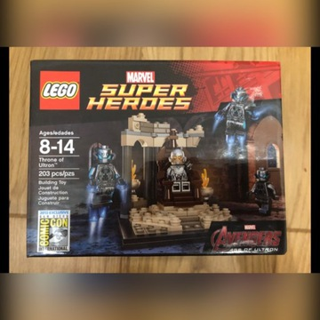 Lego sdcc  throne of ULTRON