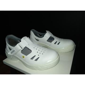 ARTRA ARMEN buty, sandały bezpieczne, JAK NOWE, 42