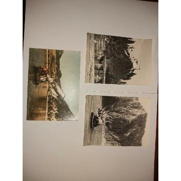 Stare pocztówki Pieniny