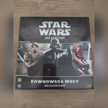 Star Wars lcg Równowaga mocy