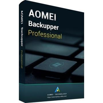 AOMEI Backupper Professional Edition 6