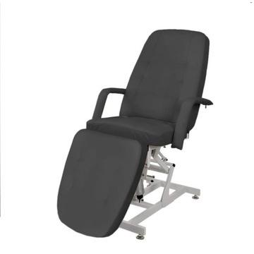 Fotel kosmetologiczny z hydrauliką