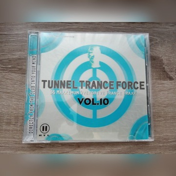 Various - Tunnel Trance Force Vol. 10