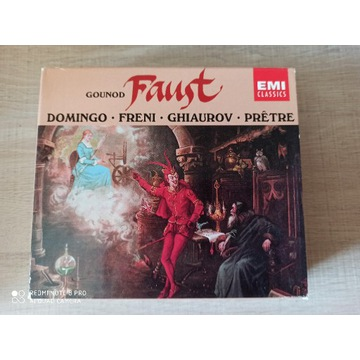 GOUNOD Faust Pretre EMI OKAZJA