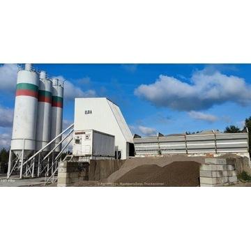 używana kompaktowa betoniarnia ELBA EMS 2000