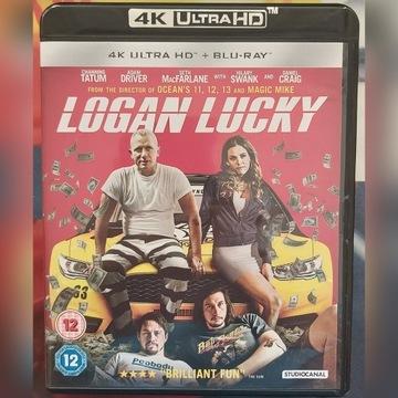 LOGAN LUCKY 4K UHD