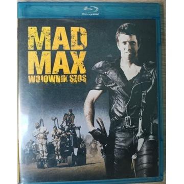 Mad Max Wojownik Szos Blu-ray