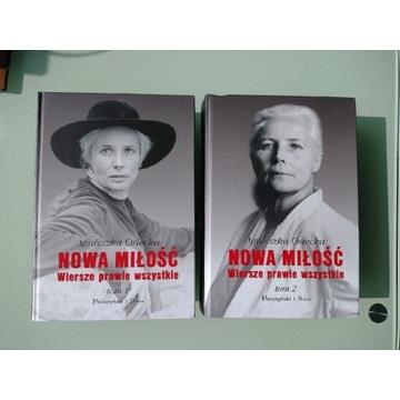 Agnieszka Osiecka Nowa miłość, wiersze...