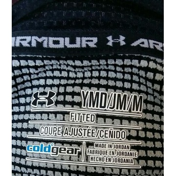 Koszulka UNDER ARMOUR cold gear roz jun.M