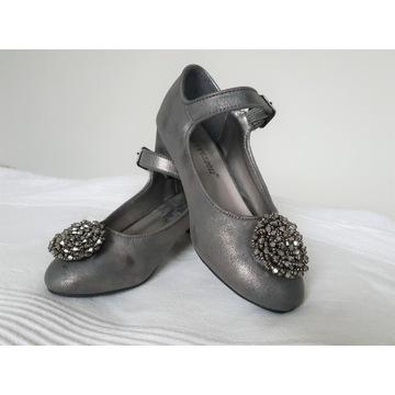 Buty dziecięce baleriny pantofelki bal 30 tkmaxx
