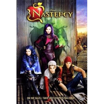 NASTĘPCY (DISNEY) [DVD]