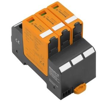 Ogranicznik przepięć VPU PV 1000V DC typ I+II B+C