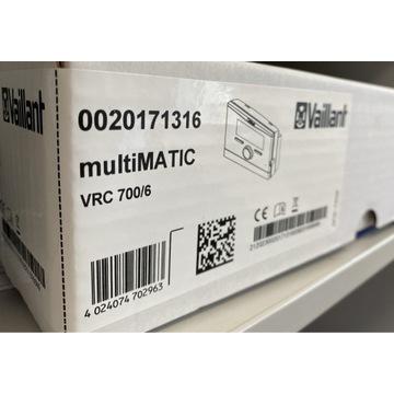 Regulator pogodowy Vaillant multiMATIC VRC 700/6