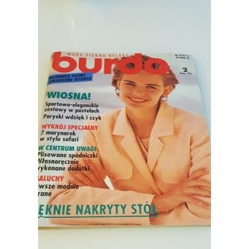 4 Burdy, rocznik 1992.