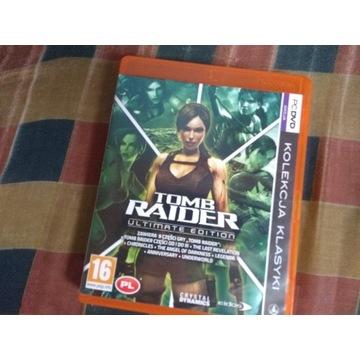 tomb raider ultimate edition pkk