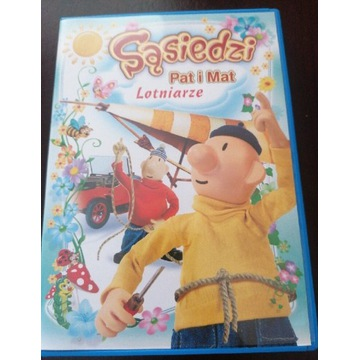 Płyta VCD Sąsiedzi Pat i Mat