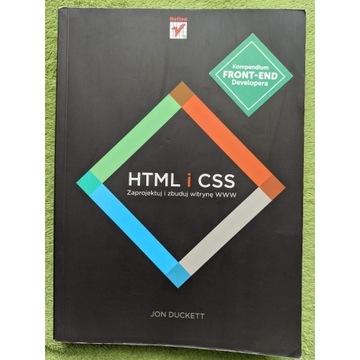 HTML i CSS - Zaprojektuj i zbuduj witrynę WWW