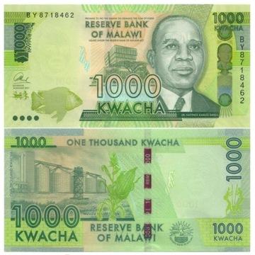 MALAWI 1000 KWACHA 2017 P67c UNC
