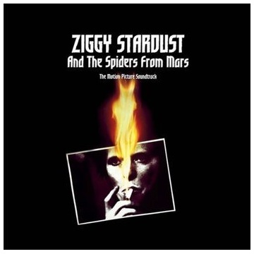 Ziggy Stardust And The Spiders From The Mars - CD