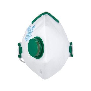 Maska Meseczka Półmaska EKO Filtr FFP2