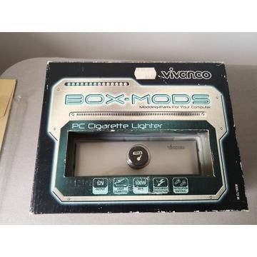 Vivanco BOX MODS PC Cigarette Lighter panel 5,25