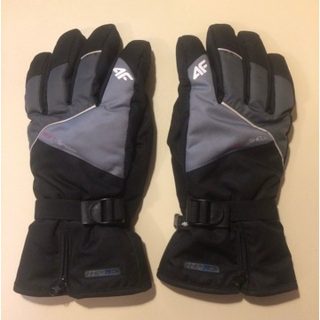 Ciepłe rękawice 4F Snowboard Narty JAK NOWE