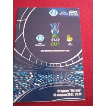 program Dniepr - GKS Bełchatów