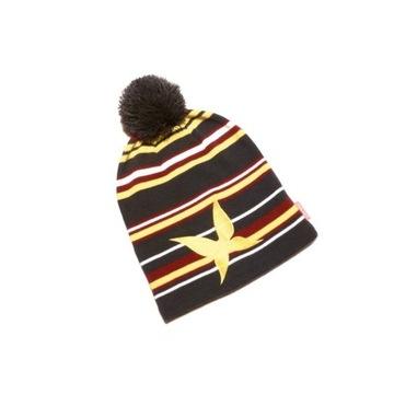 KARI TRAA Świetna czapka z pomponem !