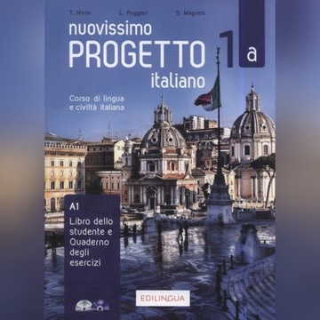 Nuovissimo Progetto italiano 1 podręcznik OKAZJA