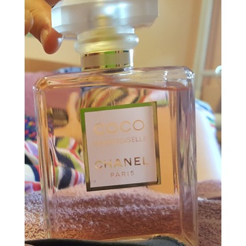 coco MADEMOISELLE LIMITED CHANEL 100ML CHRISTMAS